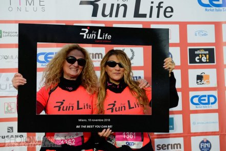 Cesare Augello, Run For Life5586