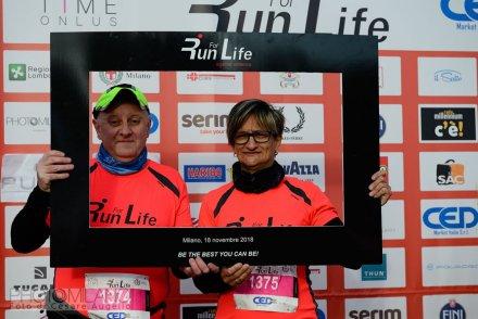 Cesare Augello, Run For Life5588