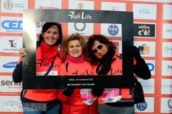 Cesare Augello, Run For Life5607