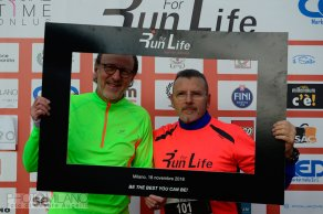 Cesare Augello, Run For Life5622