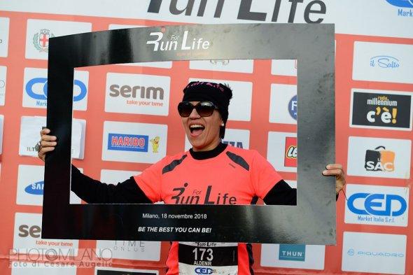 Cesare Augello, Run For Life5633