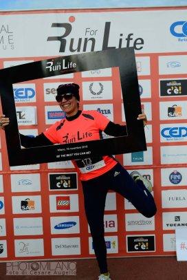 Cesare Augello, Run For Life5635