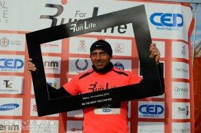 Cesare Augello, Run For Life5645