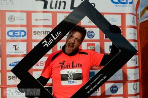 Cesare Augello, Run For Life5658
