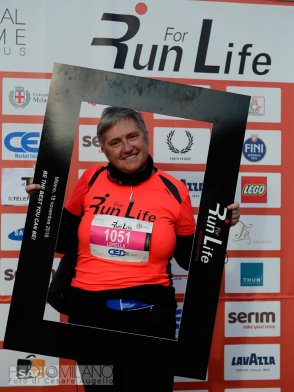 Cesare Augello, Run For Life5671