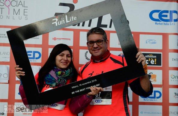 Cesare Augello, Run For Life5677