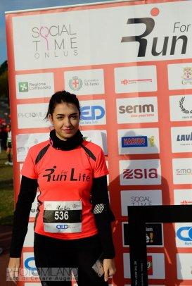 Cesare Augello, Run For Life5685