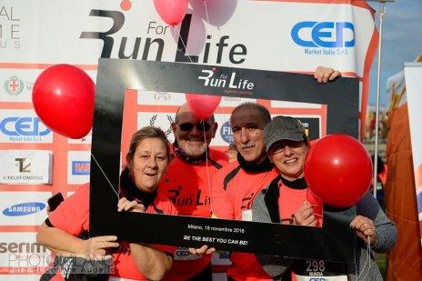 Cesare Augello, Run For Life5690