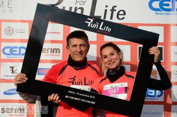 Cesare Augello, Run For Life5694