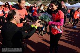 Cesare Augello, Run For Life