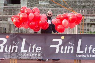 Danilo Borrelli, Run for Life