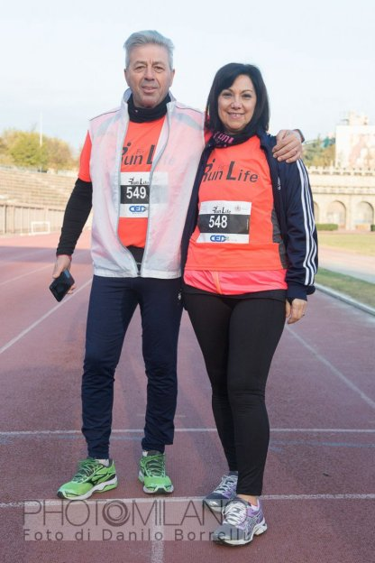 Danilo Borrelli, Run for Life 036
