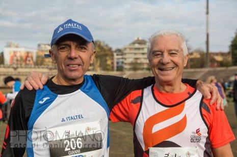 Danilo Borrelli, Run for Life 042