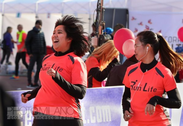 Francesco Tadini fotografie Run For Life 2018