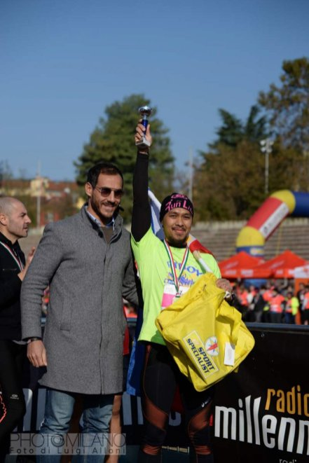 Luigi Alloni, Run For Life, 065