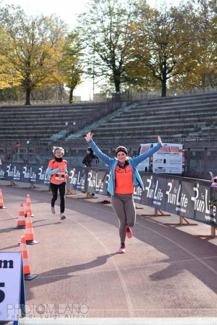 Run For Life, 2018, Milano, Arena Civica