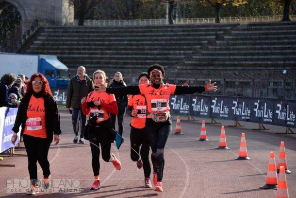 Luigi Alloni, Run For Life, 126