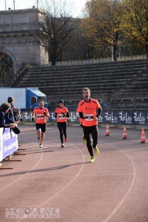 Luigi Alloni, Run For Life, 129