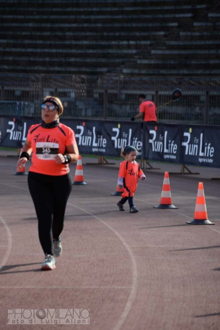 Luigi Alloni, Run For Life, 134