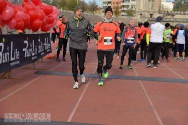 Luigi Alloni, Run For Life, 166