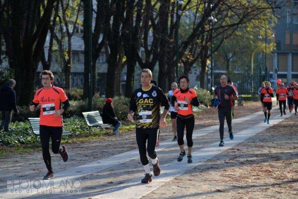 Luigi Alloni, Run For Life, 174