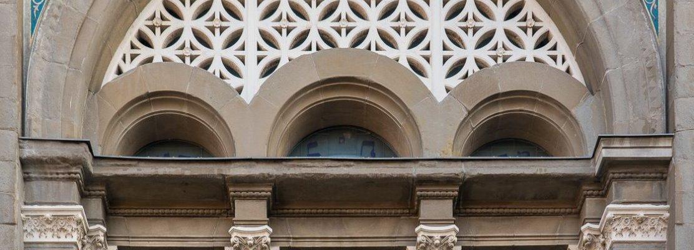Sinagoga centrale di Milano Via della Guastalla, di Roberto Manfredi