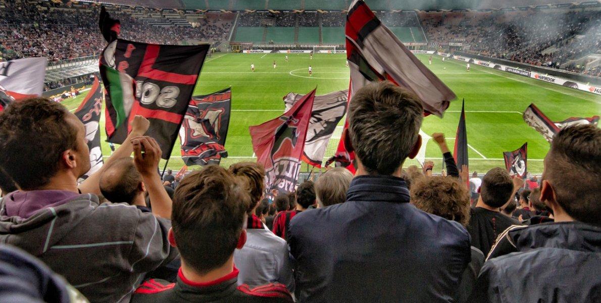 Curva Sud Milan: all'Arena Civica la festa e le fotografie di Pier Paolo: Milan Olympiacos