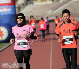 Laura Caligiuri, Run For Life (1)