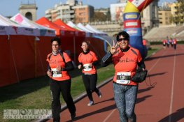 Laura Caligiuri, Run For Life (2)
