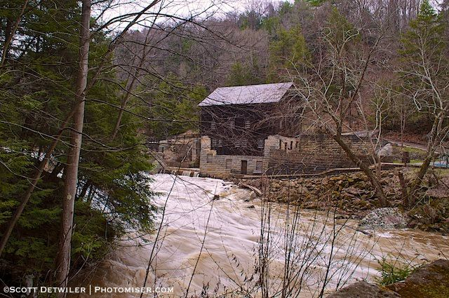 McConnells Mill High Water