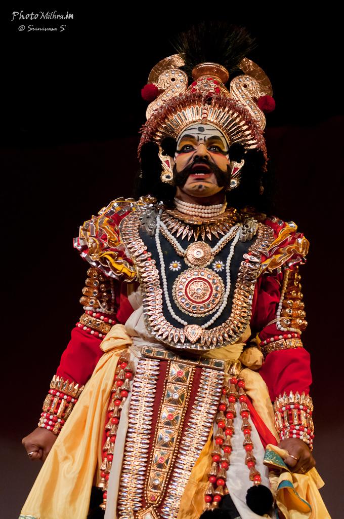 Yakshagaana Artiste
