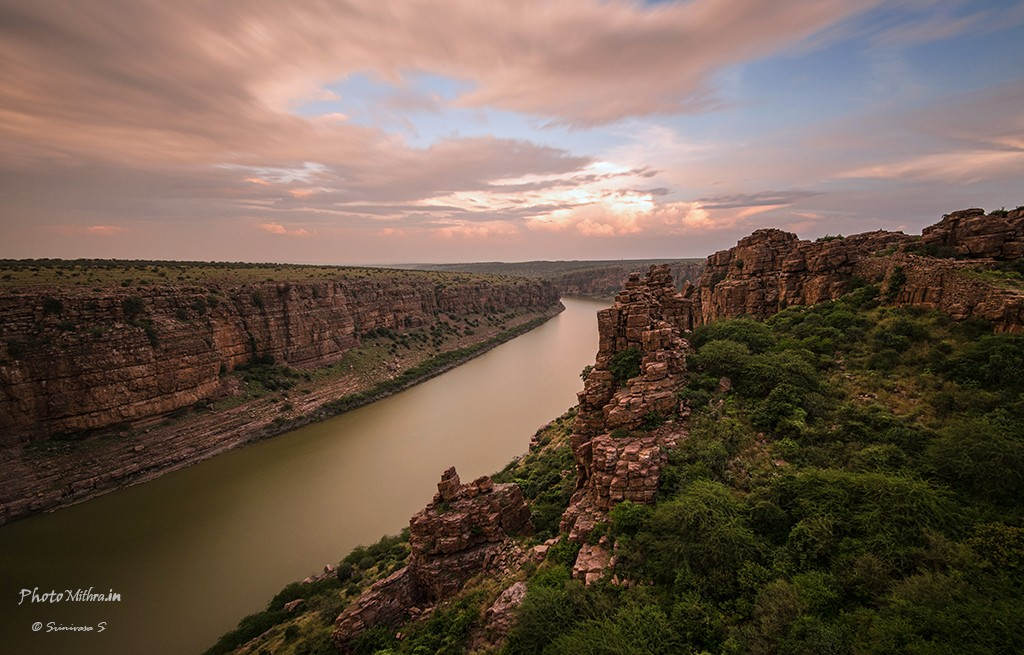 Gandikota - the grand canyon of India