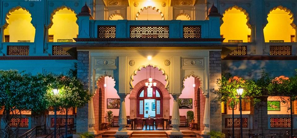 Sandur – Shivavilas Palace