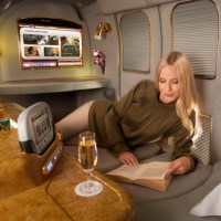 Amazing Emirates First Class