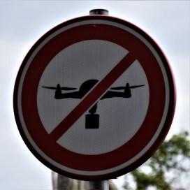 Drône interdit