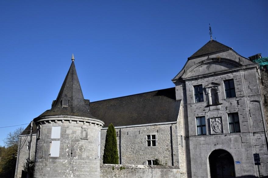 Ancienne ferme abbatiale Saint-Laurent