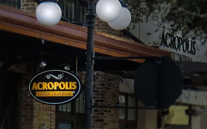 Greek Restaurant Ybor City