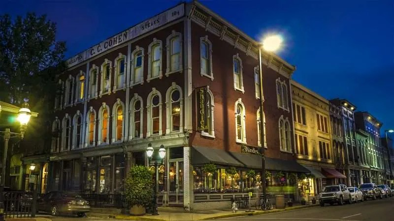 Downtown Restaurants Paducah Ky
