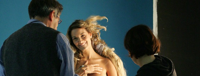 "Bernarda 2004. Botticelli's Birth of Venus Chosen to Launch the ""Belle"" Project."