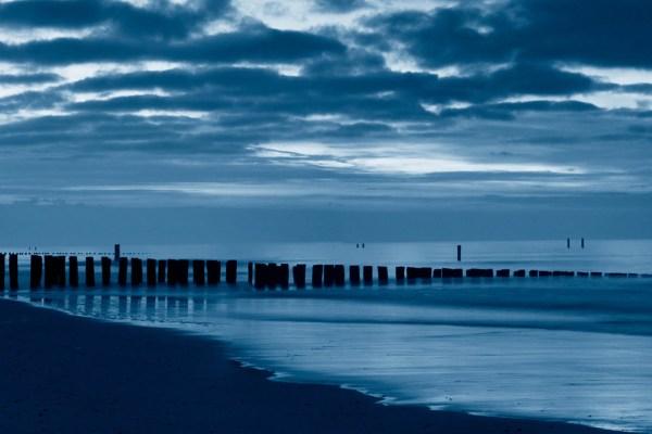 Domburg beach