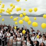 South Korean balloons