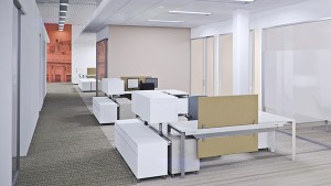 Buffalo Interior Office Spaces