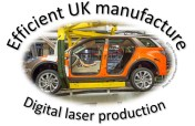 Digital laser manufacturing