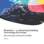 Photonics- a critical Key Enabling Technology for Europe