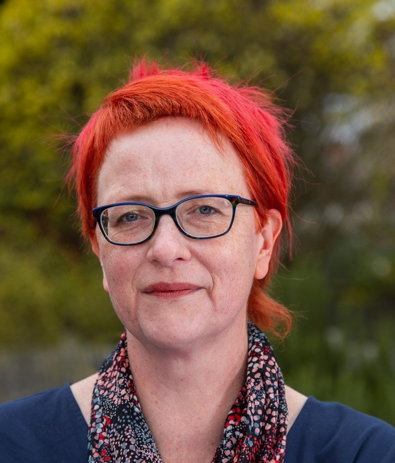 Anke Lohmann, Anchored In - PLG Treasurer