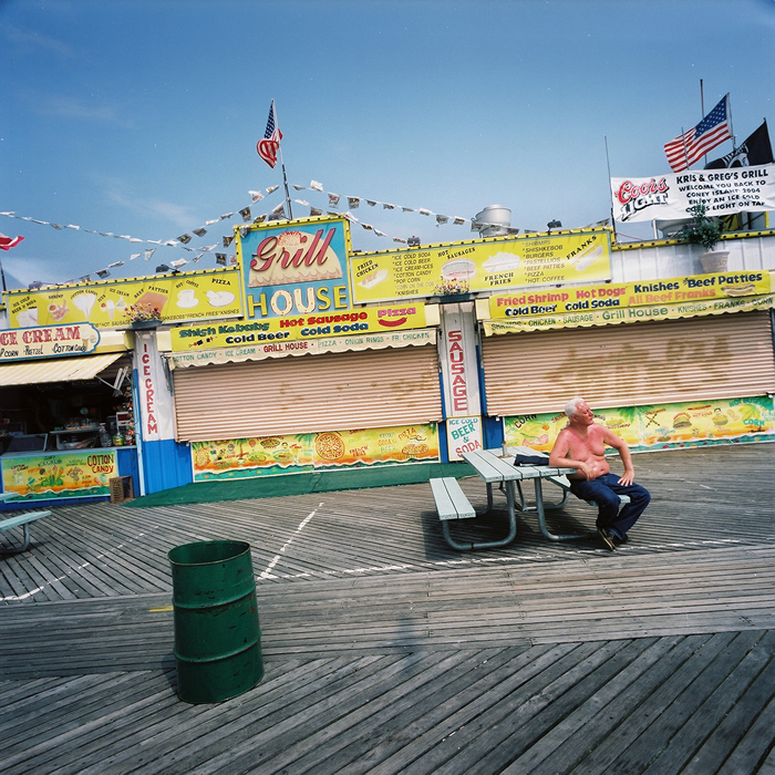 Shannon Brinkman, Coney Island 2004