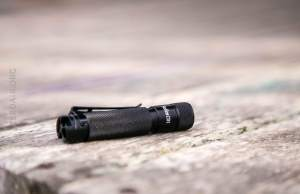 Sofirn E01 flashlight