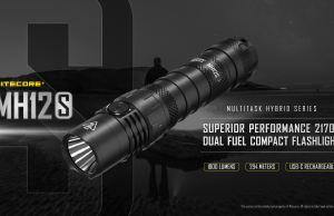 Nitecore MH12S FLashlight