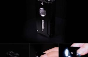 Manker ML03 flashlight