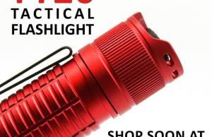 Thrunite TT20 Flashlight